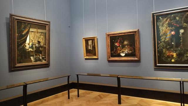 ウィーン美術史美術館 絵画芸術