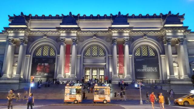 アメリカ メトロポリタン美術館