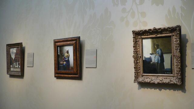 アムステルダム美術館 フェルメール作品