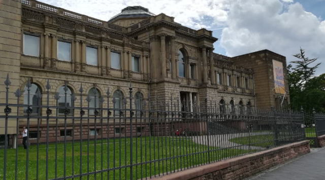 ドイツ フランクフルト シュテーデル美術館