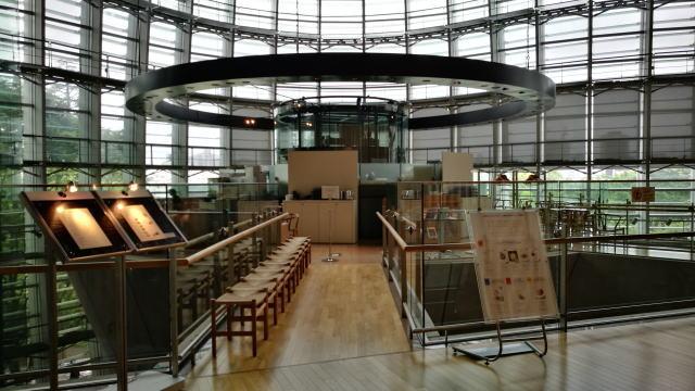 国立新美術館 サロン・ド・テ ロンド