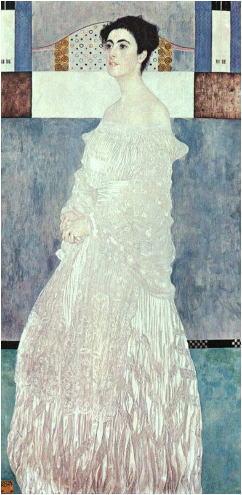クリムト マルガレーテ・ストンボロ=ヴィトゲンシュタインの肖像