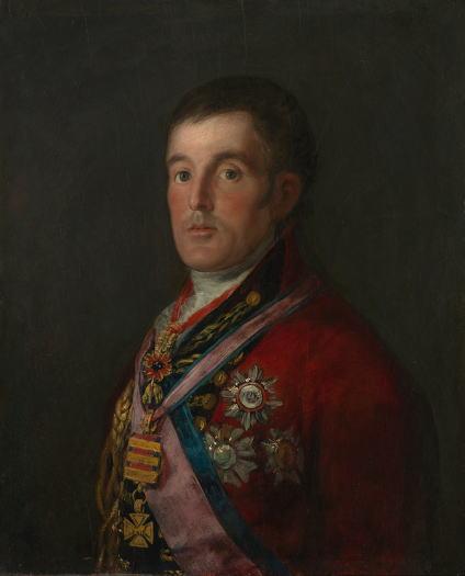 ゴヤ ウェリントン公爵