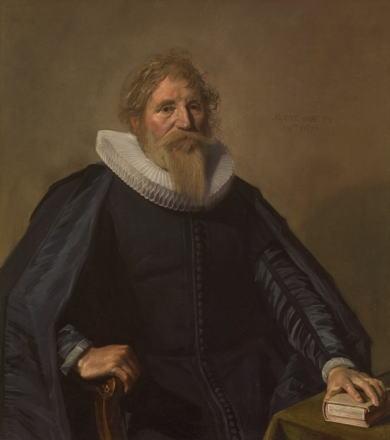 フランス・ハルス 男の肖像