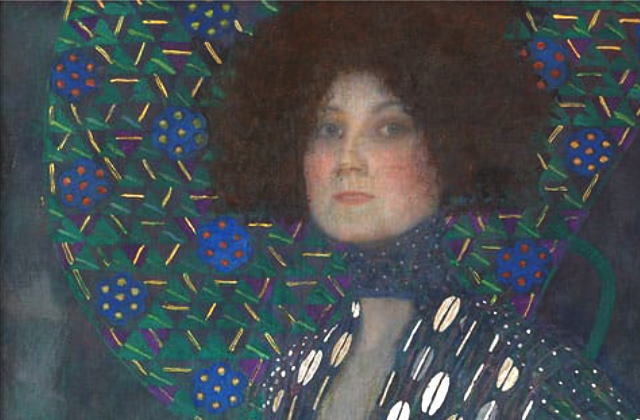 エミーリエ・フレーゲの肖像
