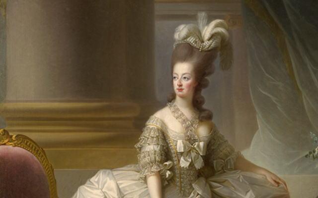 ハプスブルク展 フランス王妃 マリー・アントワネットの肖像