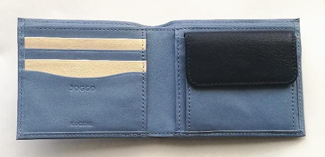 joggoジョッゴ 二つ折り財布 自分でデザイン