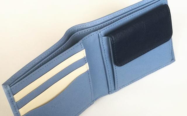 joggoジョッゴ 二つ折り財布
