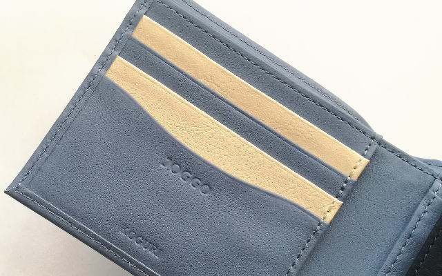 joggoジョッゴ 二つ折り財布 カード入れ